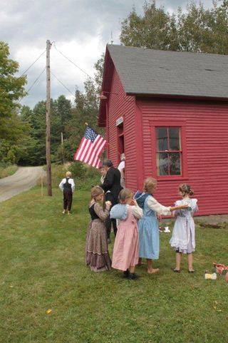 5-Chesley Schoolhouse program