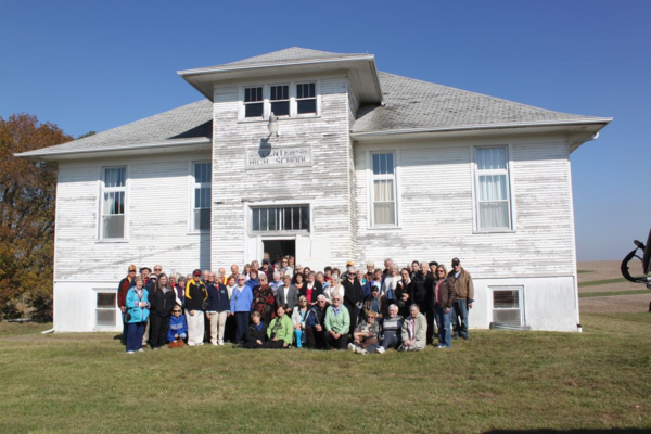 Country School Association Of America Visiting Kalona S Schoolhouses