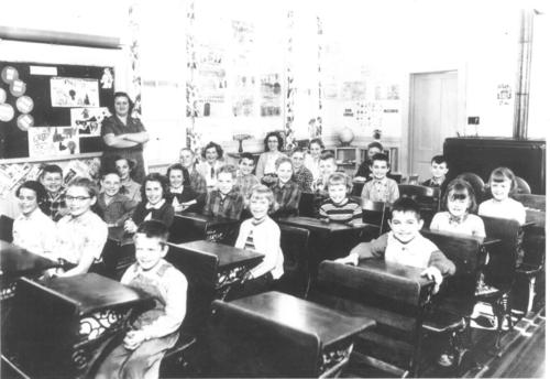 OakGroveSchool Teacher Mrs. Ray
